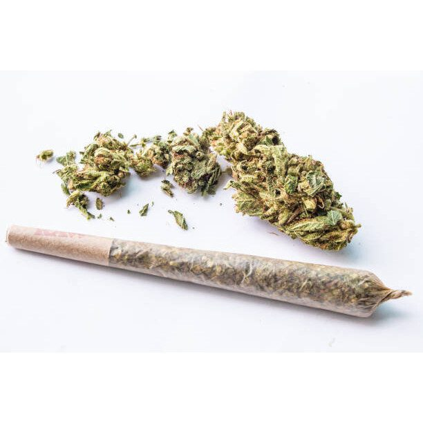 Cannabis Hemp Flower Pre-Roll (CBD, Delta-8-THC)