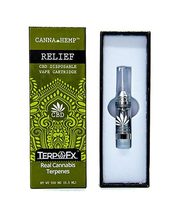Canna Hemp Relief Vape