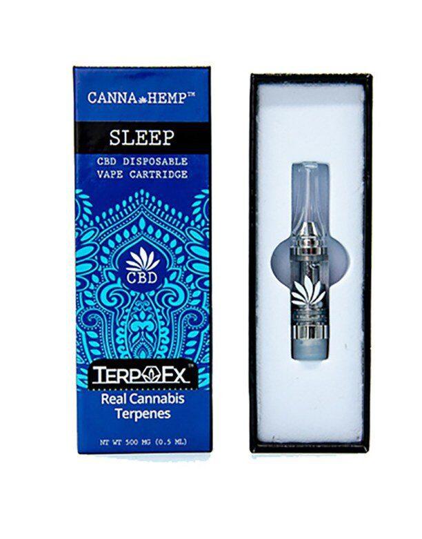 Canna Hemp Sleep Vape