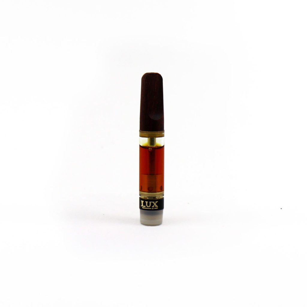 Lux Botanics Vape Cartridge