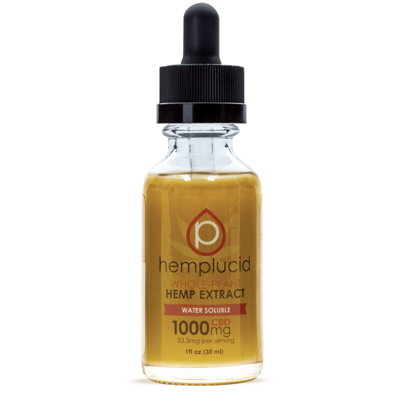 HempLucid 1000mg Water Soluble