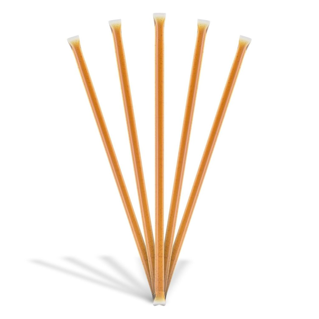 Queen Hemp Honey Sticks - 5 Pack
