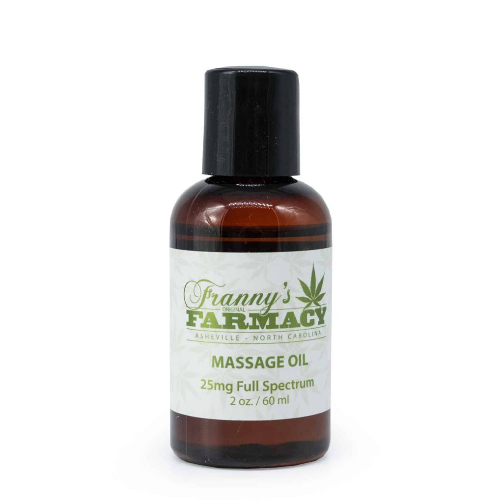 frannys farmacy massage oil