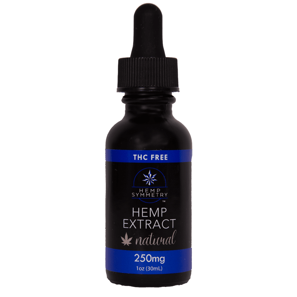 hemp symmetry 250 mg natural cbd oil
