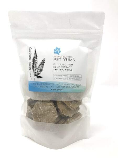 Queen Hemp Company Pet Yums Large