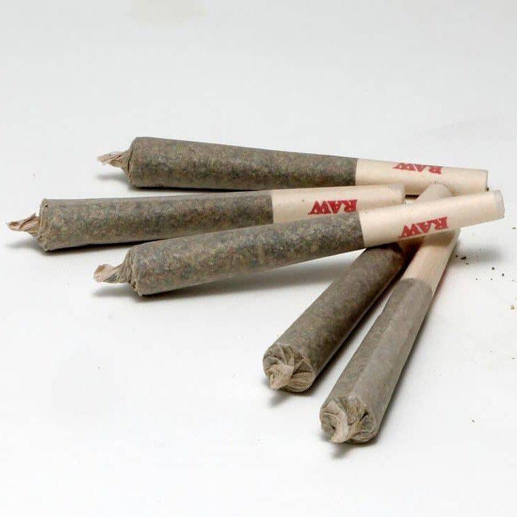 5 hemp flower pre rolls