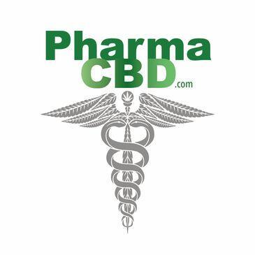 PharmaCBD logo