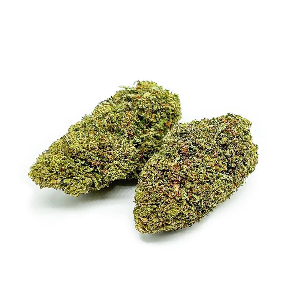 Bubba Kush Hemp Flower - Two Buds