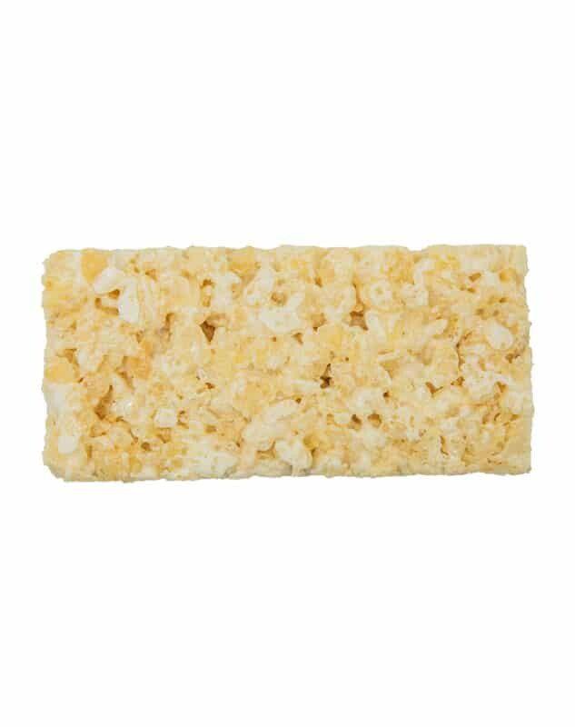3Chi Delta-8-THC Rice Crispy Treats (50 mg Delta-8-THC) - Top View