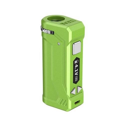 Yocan UNI Pro Universal Portable Box Mod Battery - Apple Green